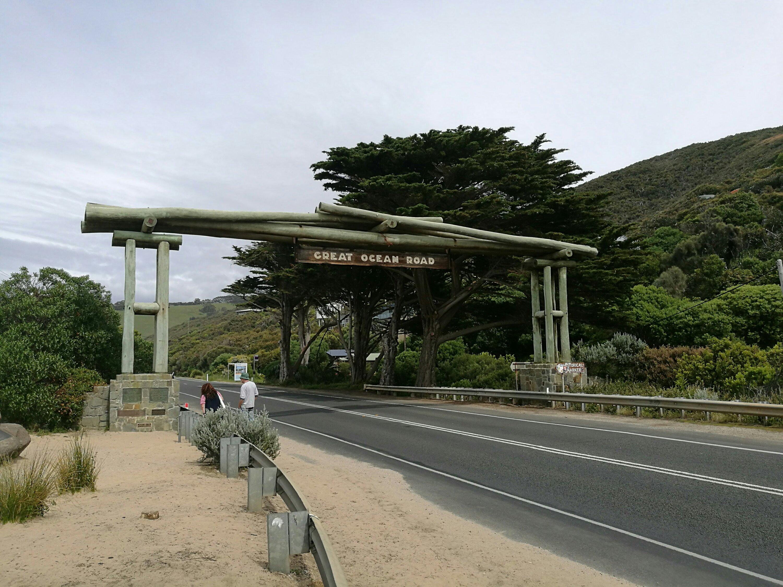 The Great Ocean Road Memorial Arch