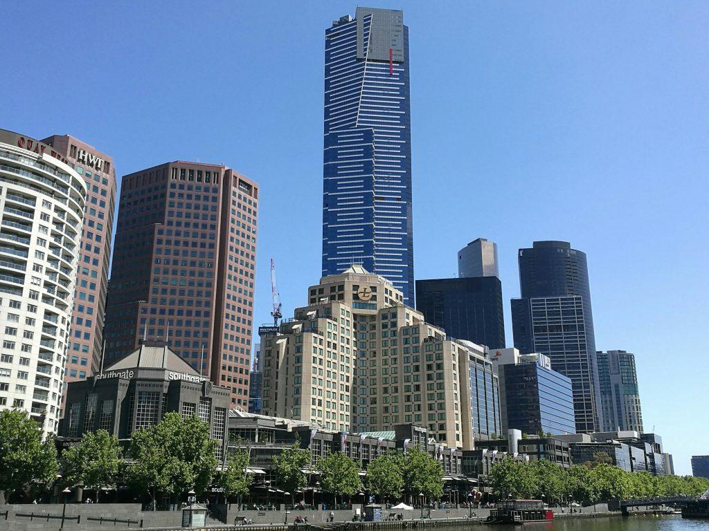 Melbourne's Southbank
