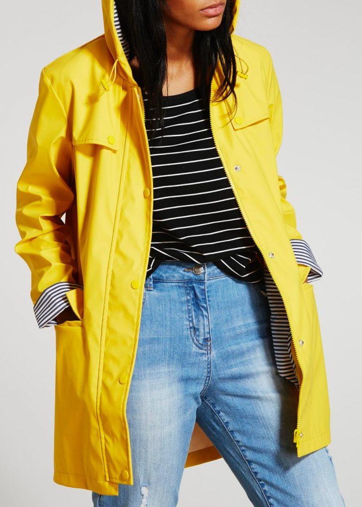 yellow rain mac