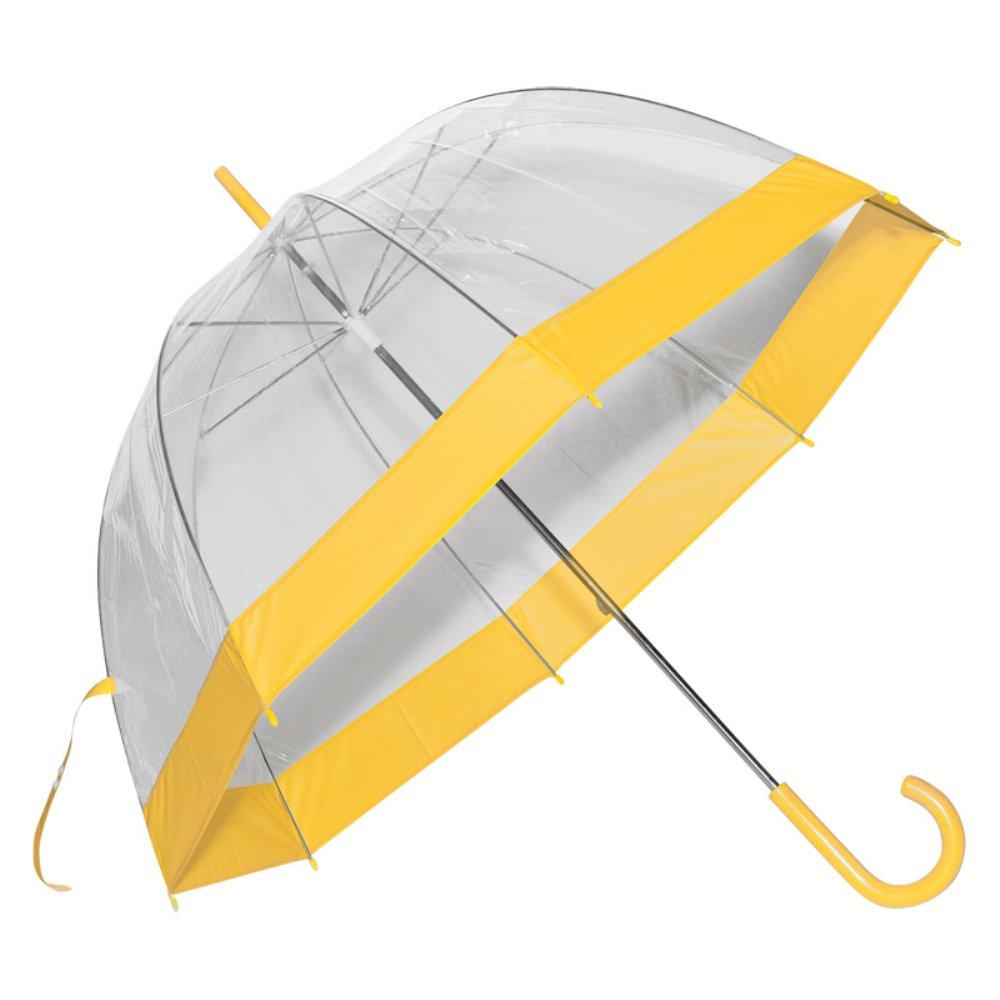 yello bubble umbrella
