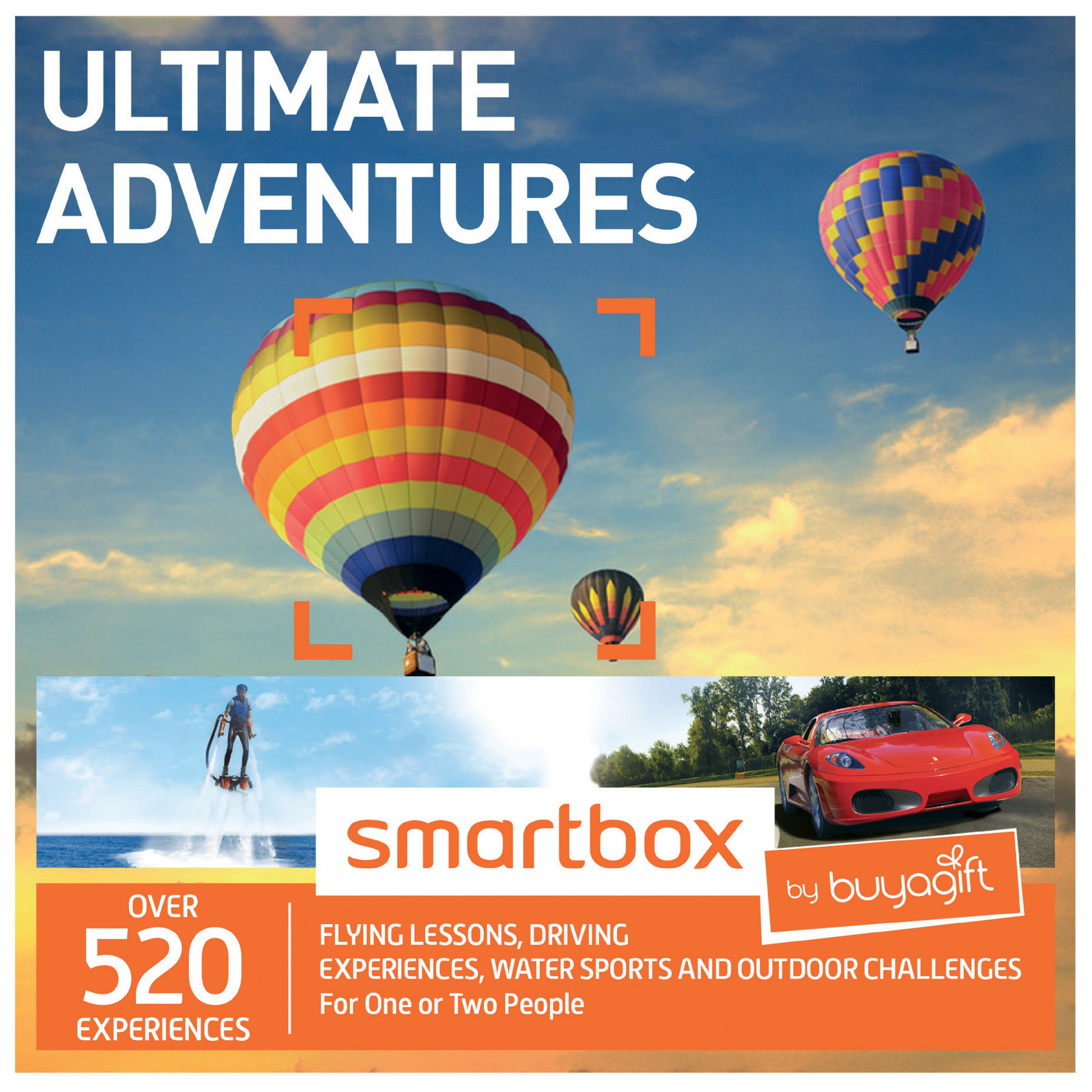 Ultimate Adventures Smartbox BuyaGift