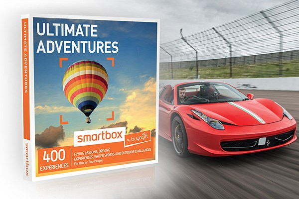 driving experience gift