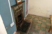 An interesting old fireplace