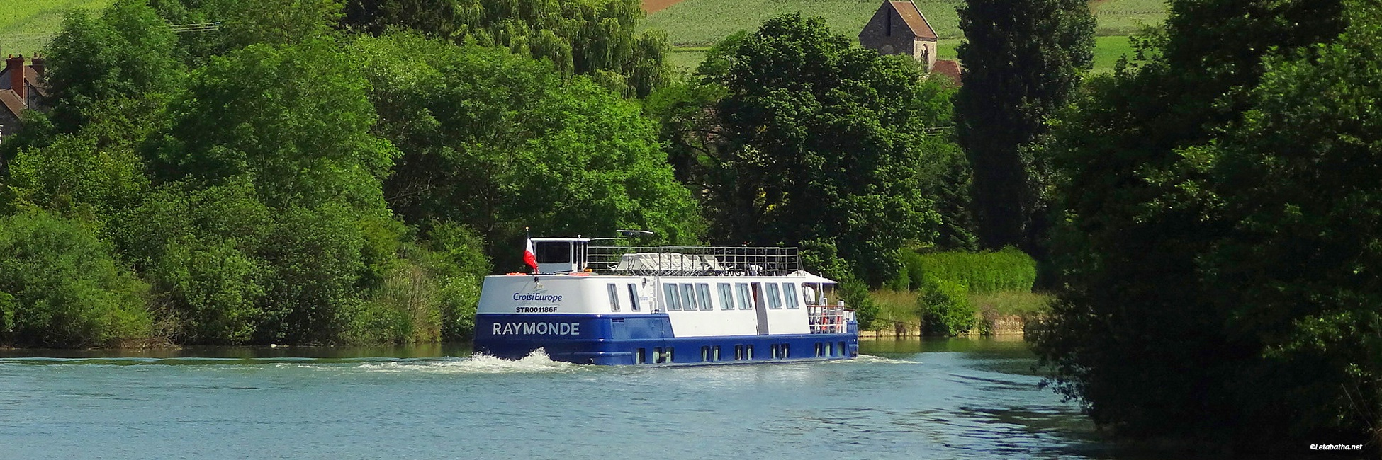 MS Raymonde - river cruise in France