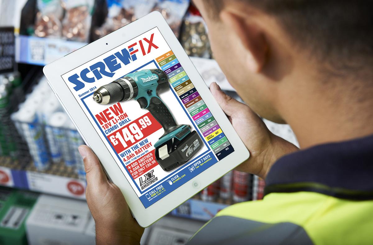 Screwfix Catalogue