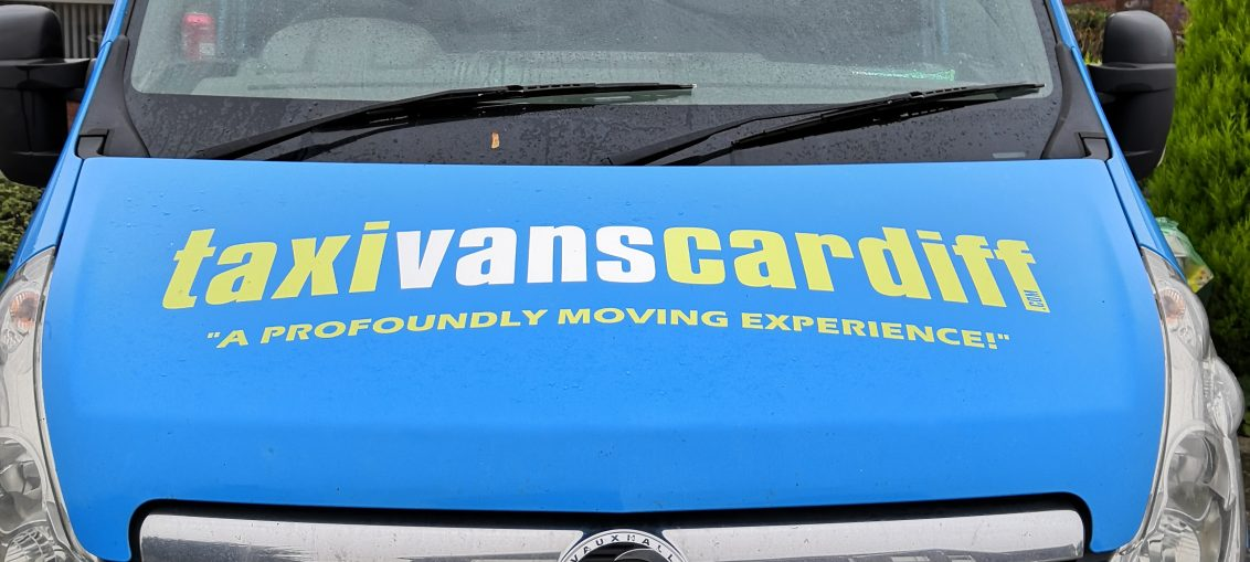 Taxi Vans Cardiff house removals