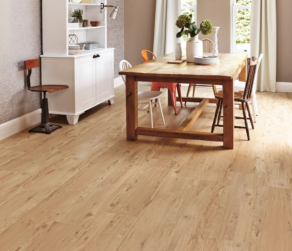Modern flooring options