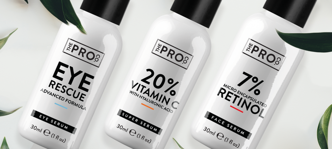 The Pro Co Serums