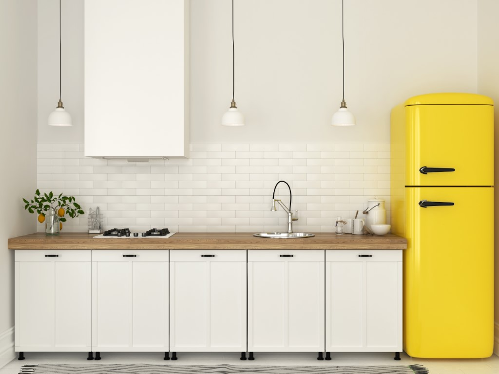 Yellow - Top Colours Trends